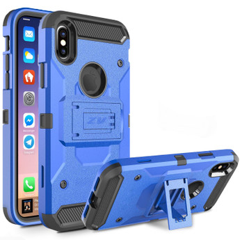 TOUGH ARMOR BLUE IPHONE CASE