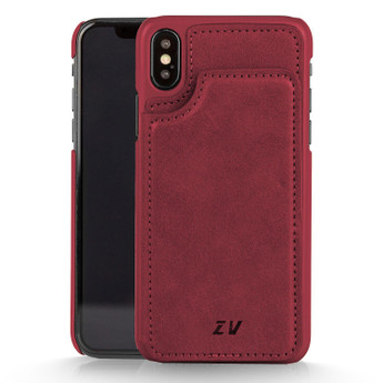 IPHONE X ZIZO PC COVER WITH WALLET