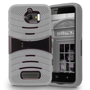 COOLPAD DEFIANT CASE GRAY