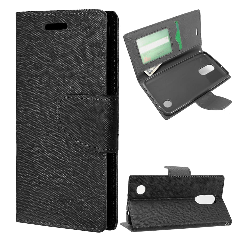 ZIZO FORTUNE 2 WALLET BLACK