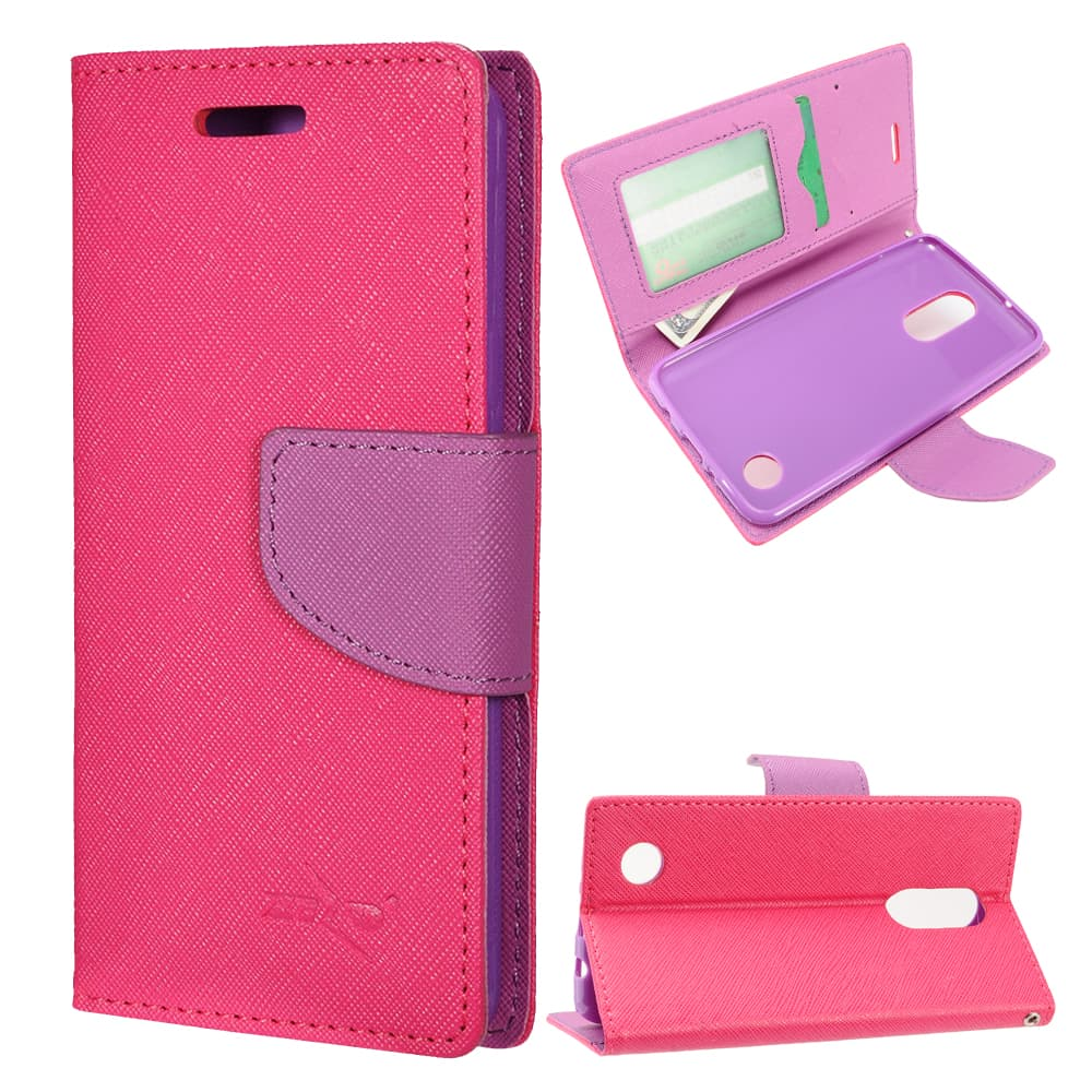 ZIZO FORTUNE 2 WALLET PINK/PURPLE