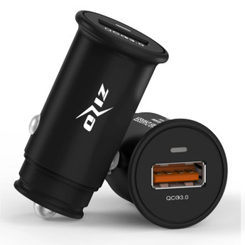 ZIZO CAR CHARGER QUICK CHARGE