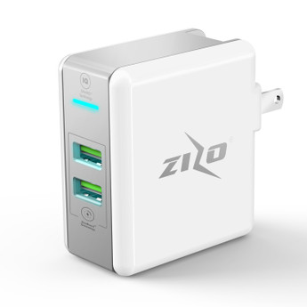 ZIZOBOOST USB WALL CHARGER
