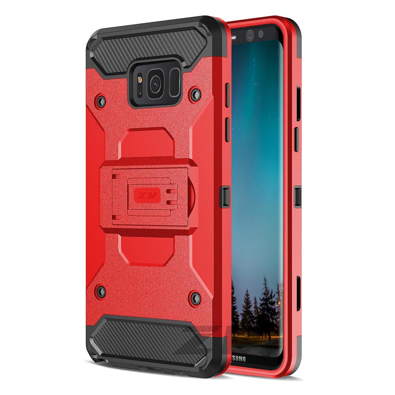 Tough Armor Samsung Galaxy S8 Plus Case by ZV