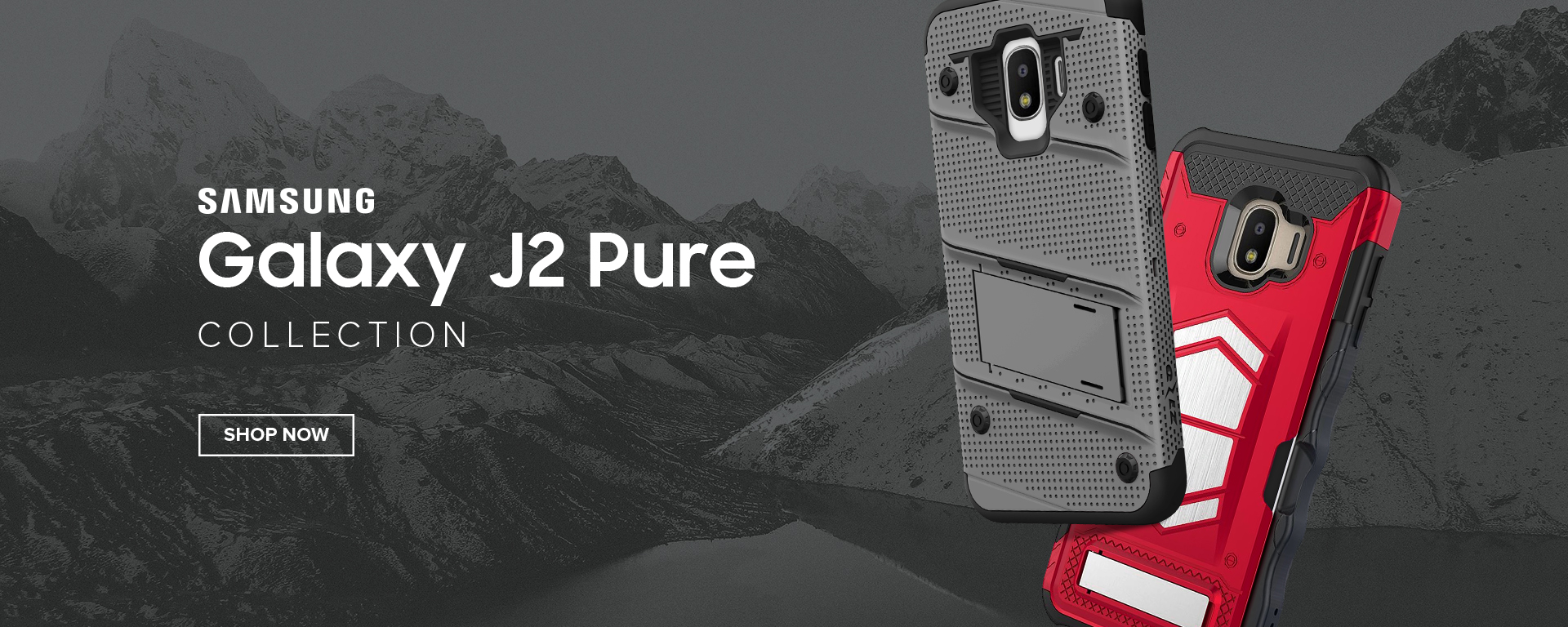 The Samsung Galaxy J2 Pure Collection