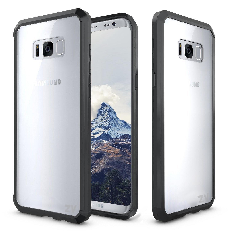 PC+TPU Samsung Galaxy S8 Plus Case by ZV