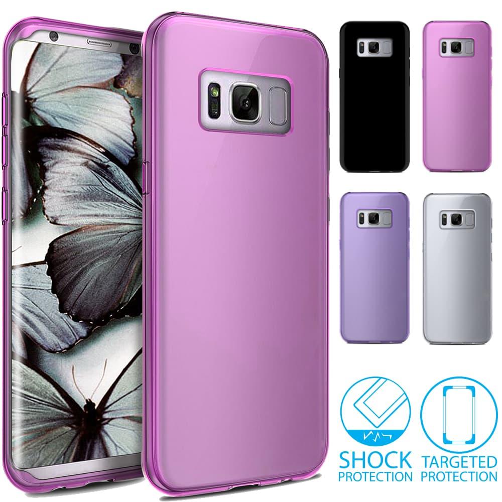 TPU Samsung Galaxy S8 Plus Case