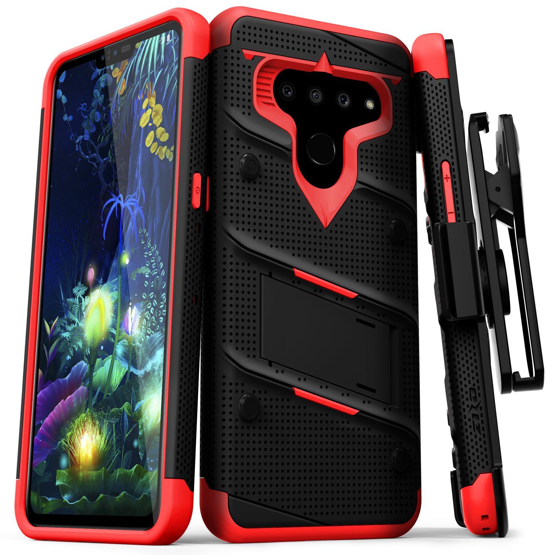 ZIZO BOLT Series LG V50 ThinQ 5G Case
