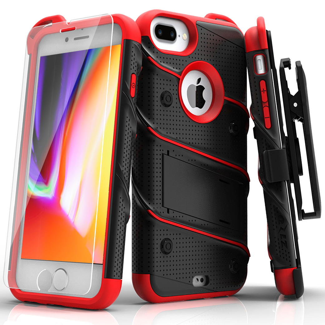ZIZO BOLT Series iPhone 8 Plus / 7 Plus Case