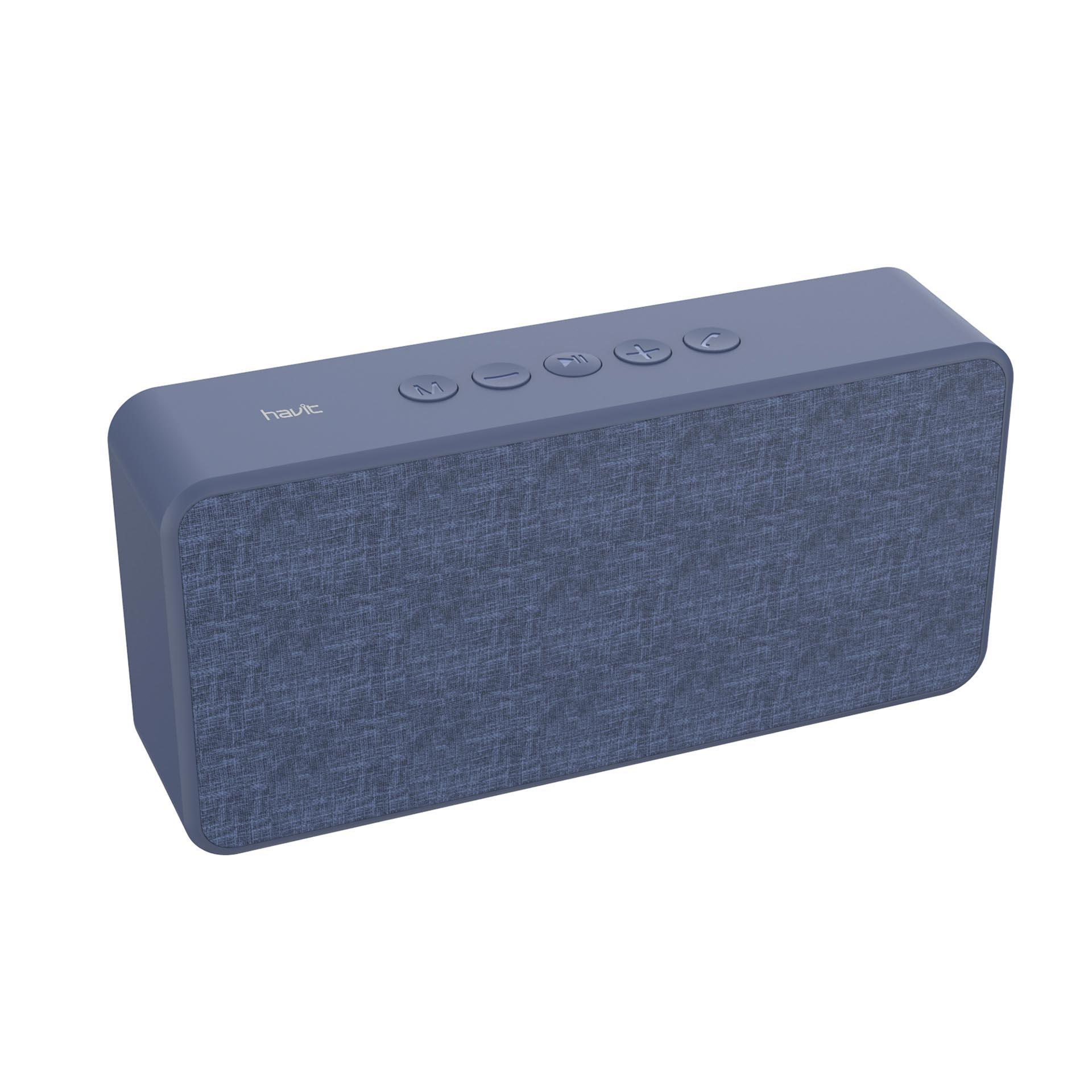 HAVIT SK579BT Portable Speaker - Blue