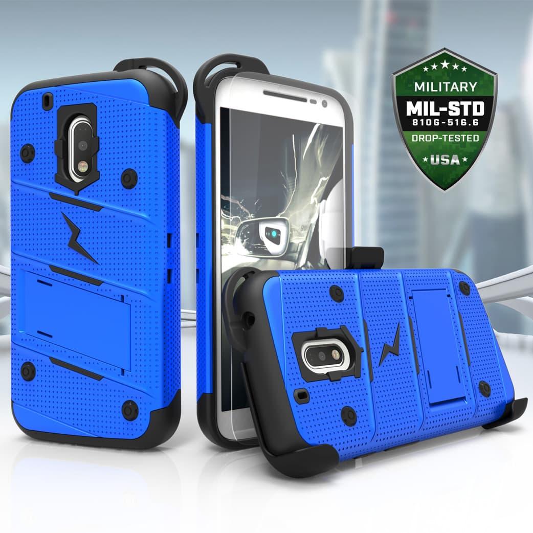 ZIZO BOLT Series Motorola G4 Plus / Motorola G4 Case