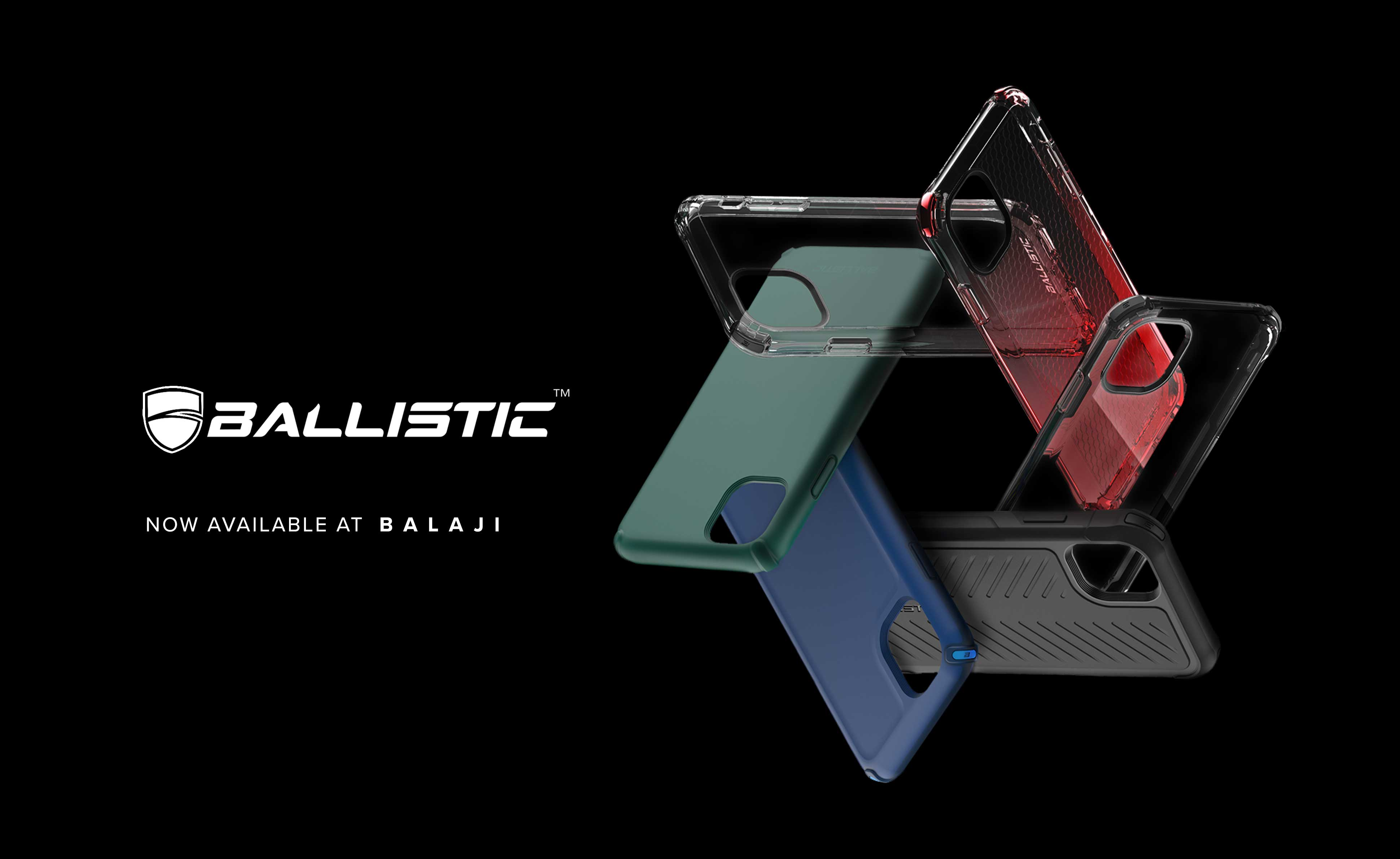 Ballistic Cases Now Available from BALAJI Wireless