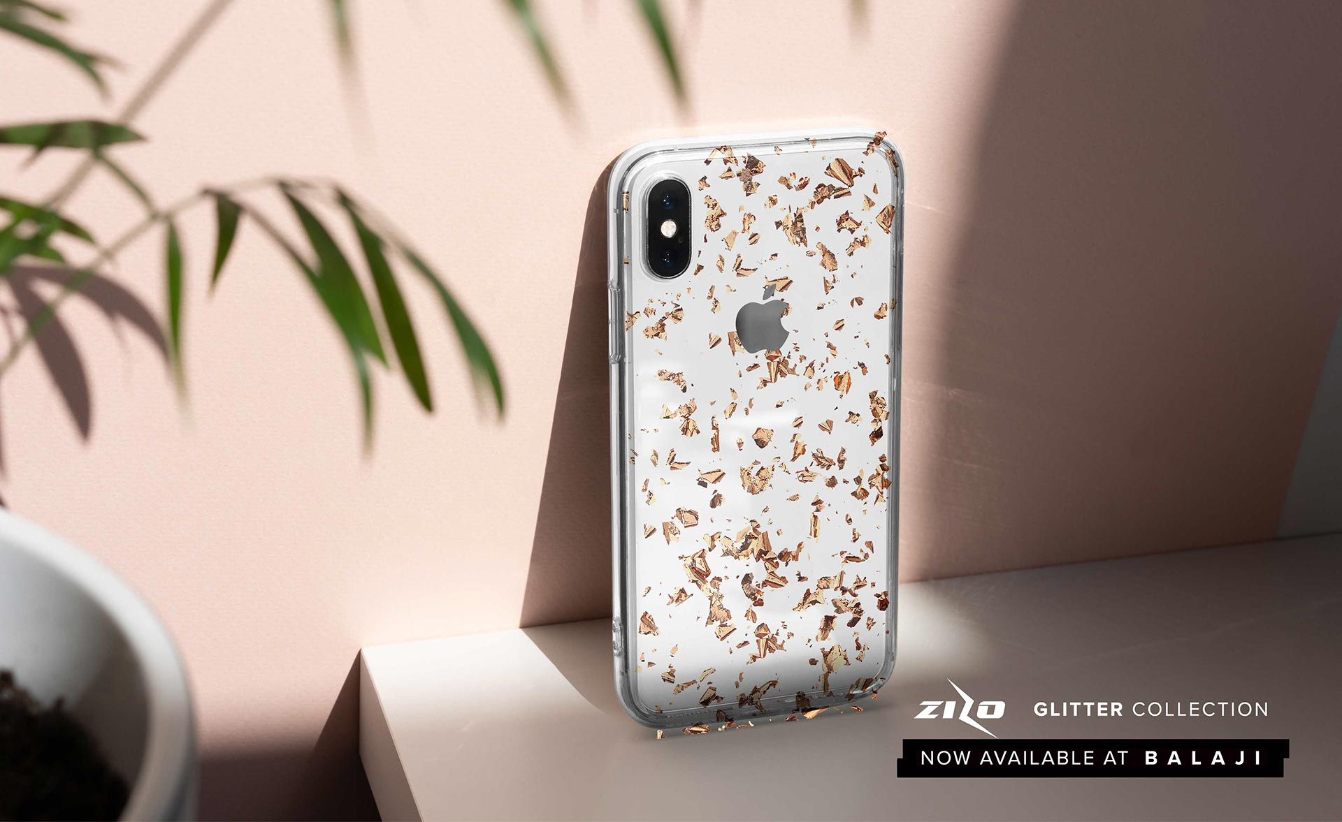 New Glitter Cases for iPhone from ZIZO Wireless