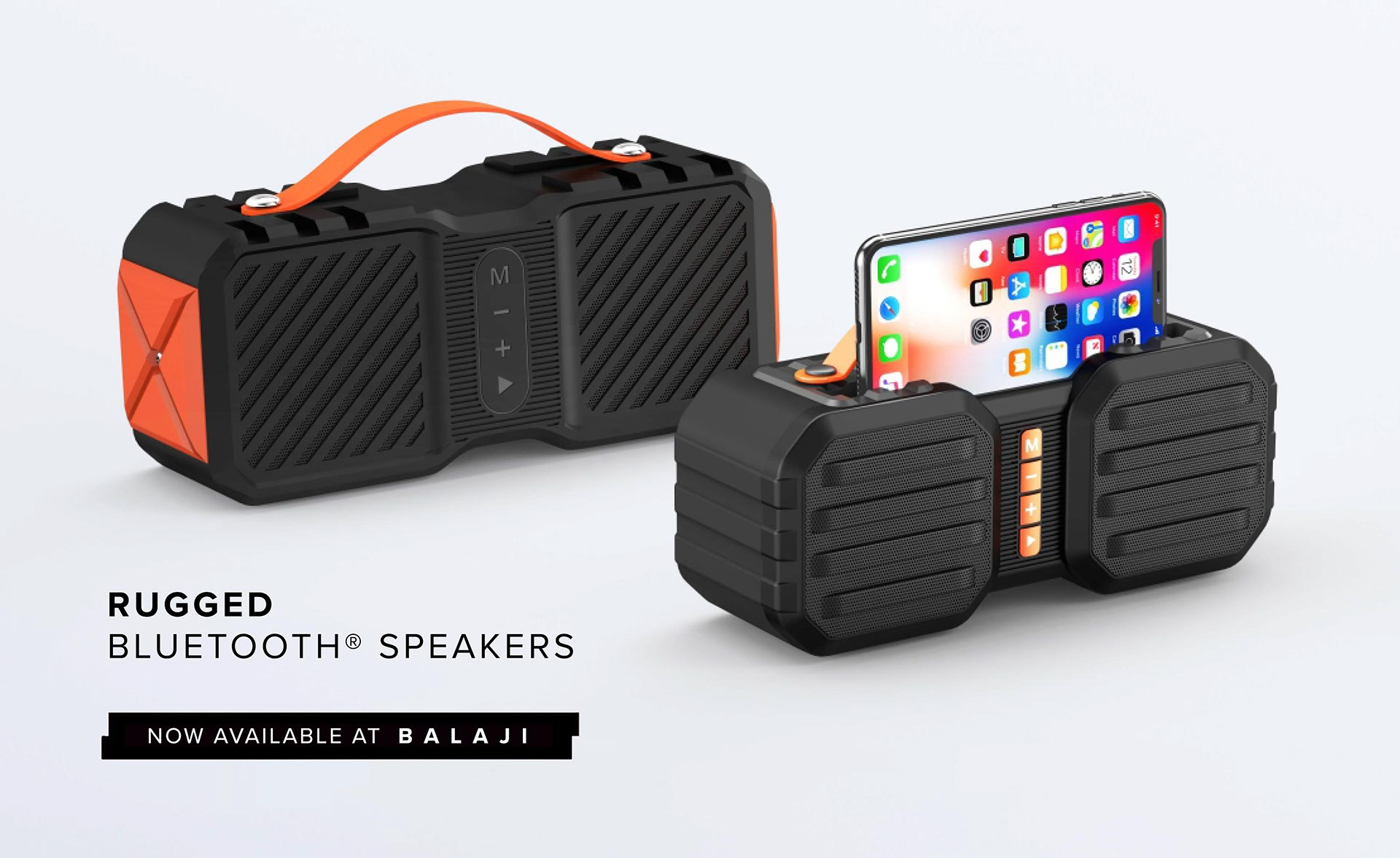 New Rugged Bluetooth Speakers from HAVIT