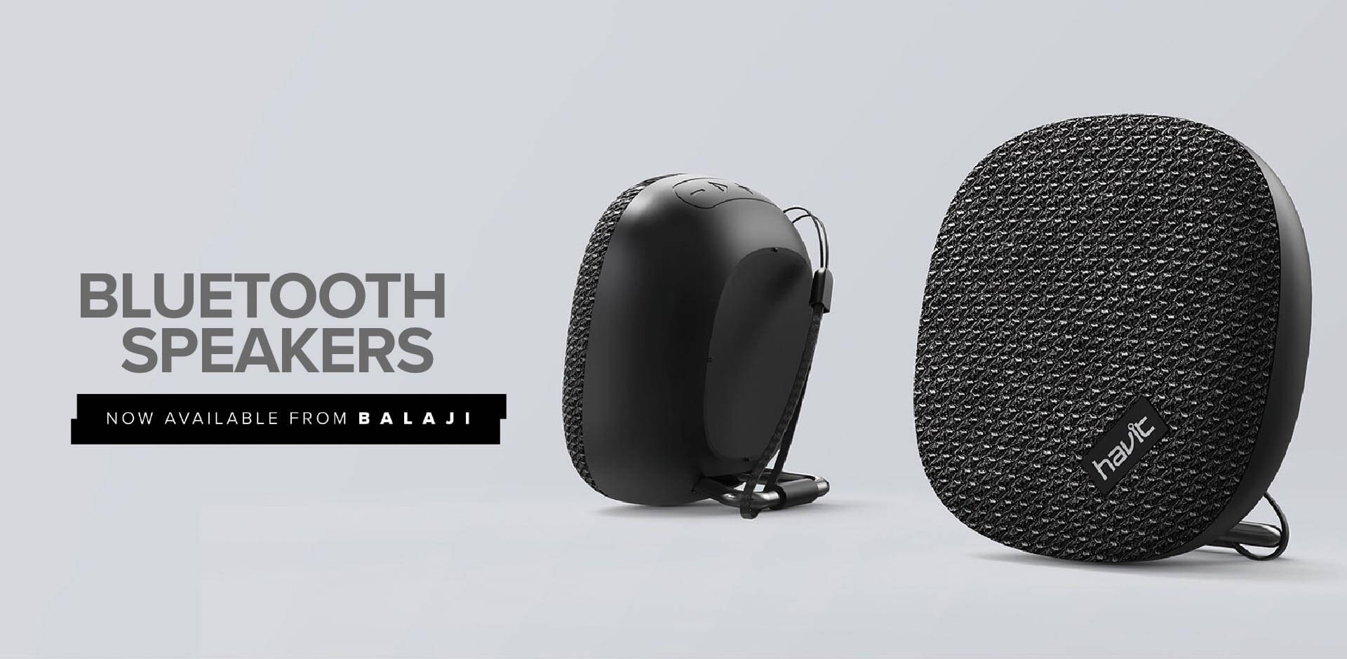 New Rugged Bluetooth Speakers from HAVIT Available from BALAJI Wireless