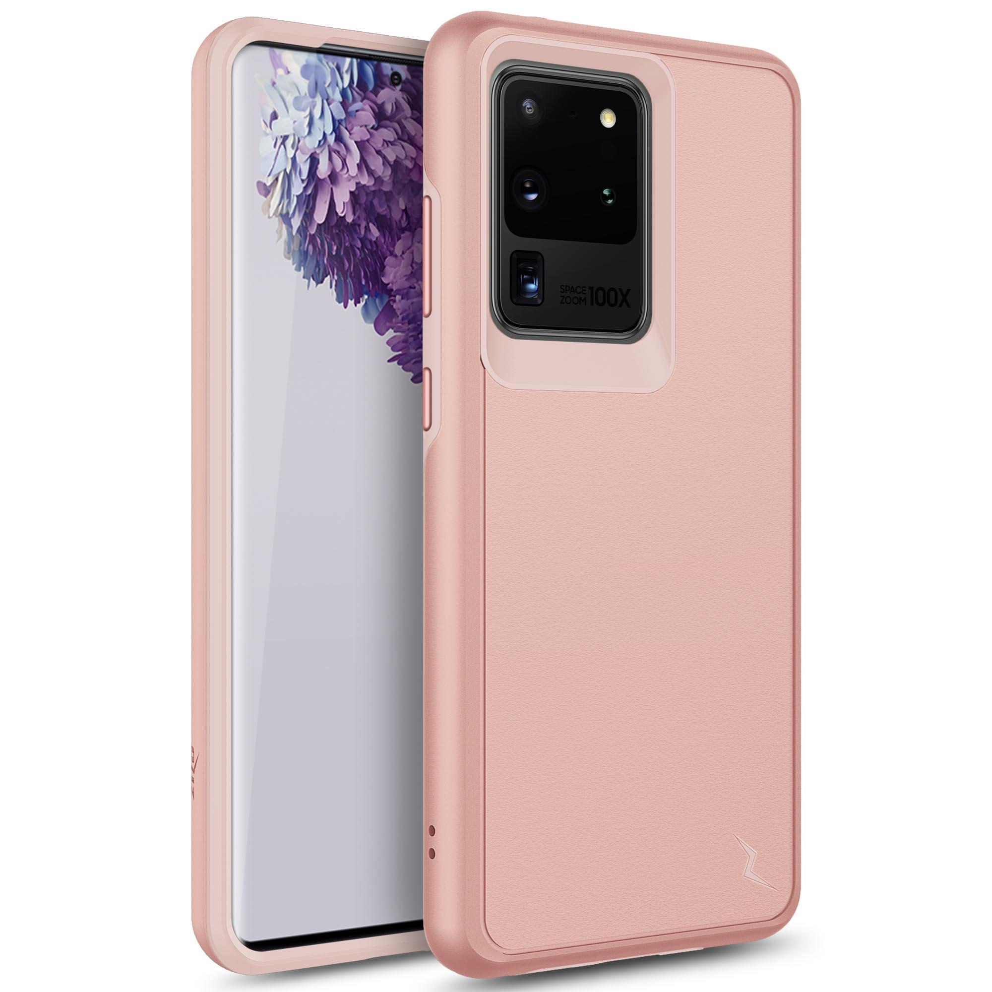 ZIZO DIVISION Series Galaxy S20 Ultra Case - Rose Gold
