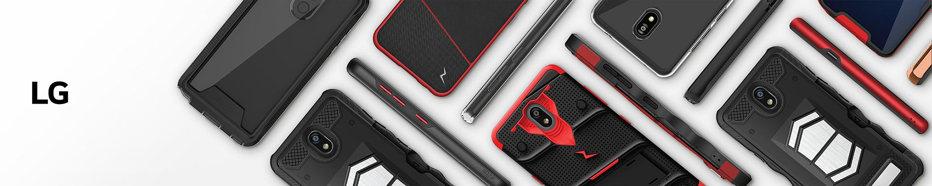 Cases for LG devices