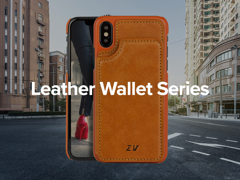 Leather Wallet Series
