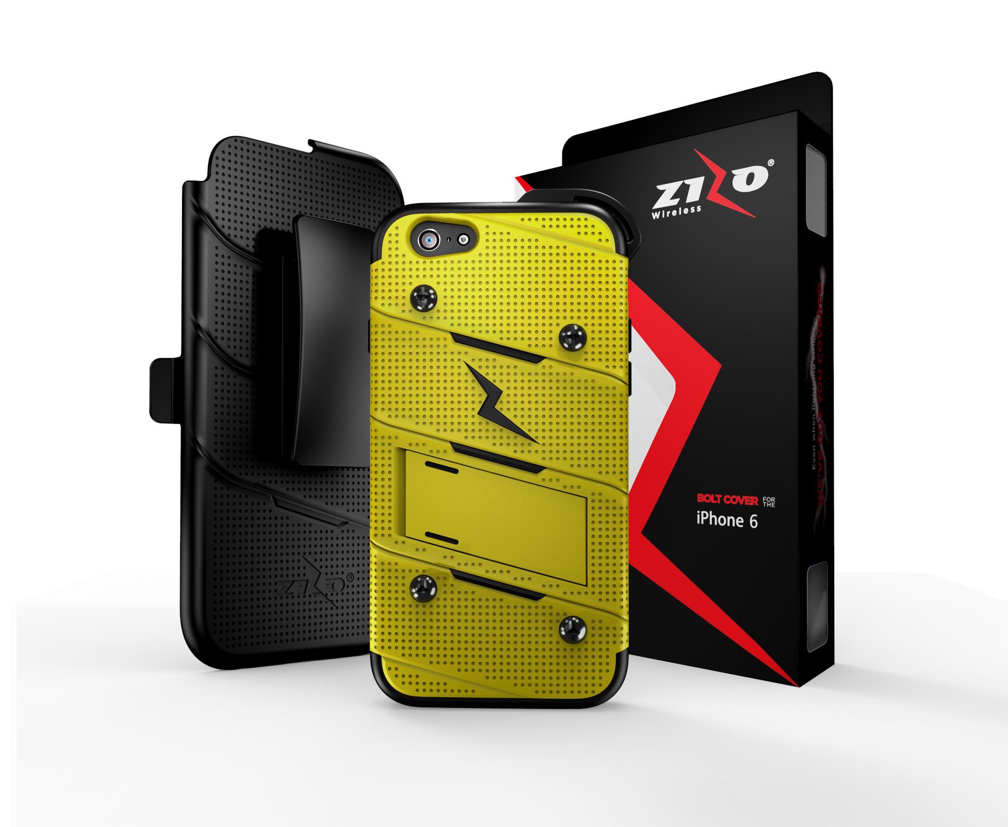 ZIZO BOLT Series iPhone 6 Plus iPhone 6S Plus Case