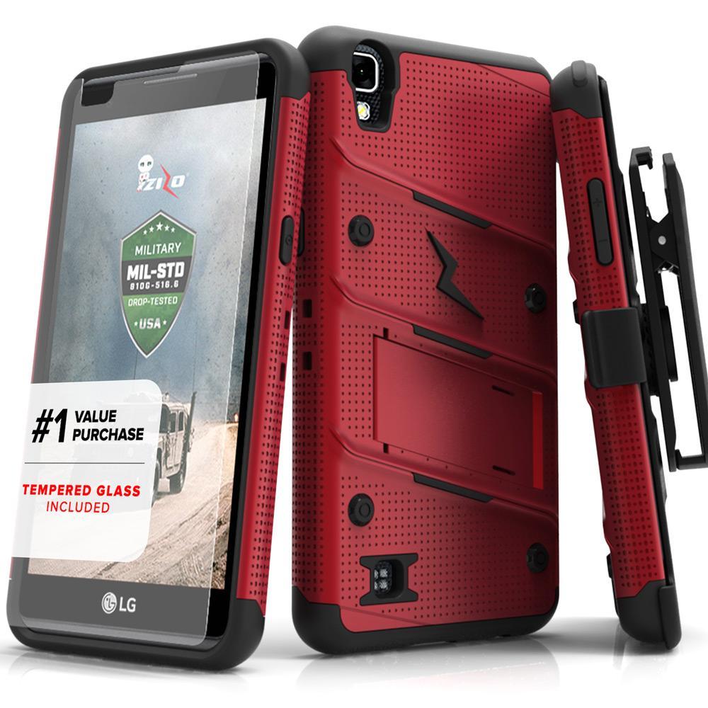 ZIZO BOLT Series LG Tribute HD / LG X Style Case