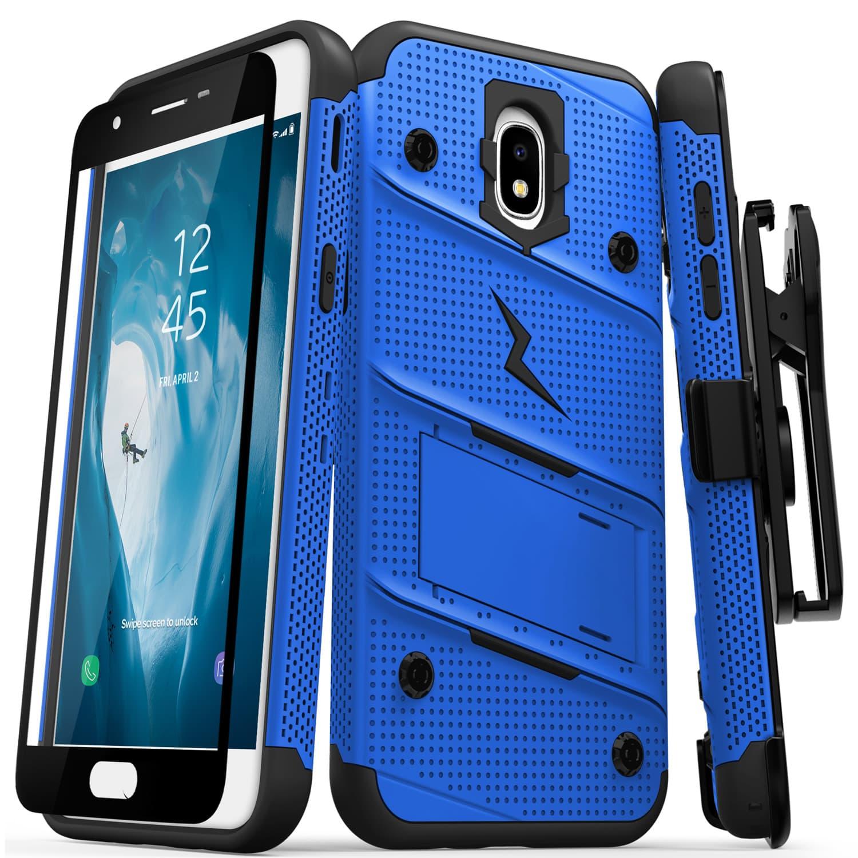 ZIZO BOLT Series Samsung Galaxy J7 2018 / J7 Refine Case